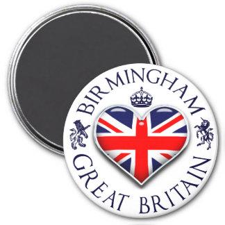 I Love Birmingham Magnet