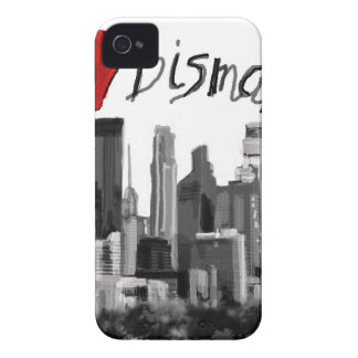 I love Bismarck iPhone 4 Cover