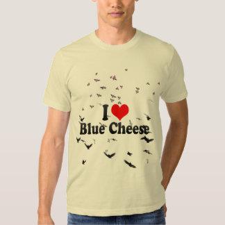 I Love Blue Cheese Tees
