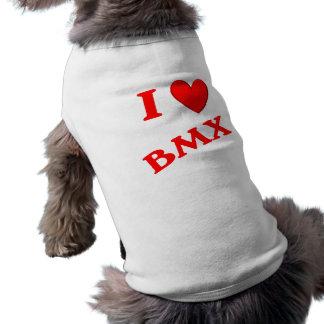 I Love BMX Shirt