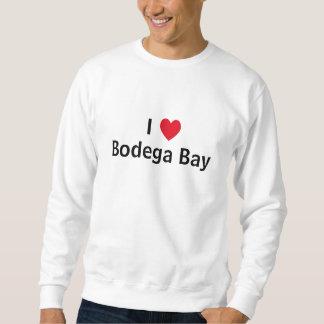 I Love Bodega Bay Sweatshirt