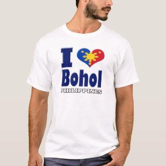 i love Bohol Philippines T-Shirt