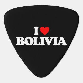I LOVE BOLIVIA PICK