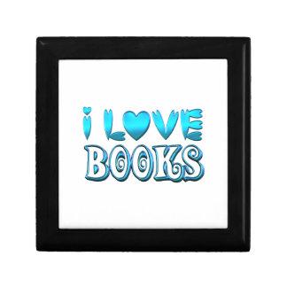 I Love Books Gift Box