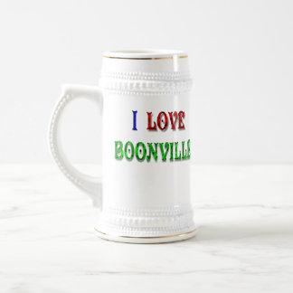 I Love Boonville-Mug Beer Stein