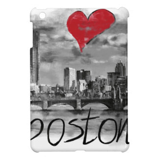 I love Boston iPad Mini Cover
