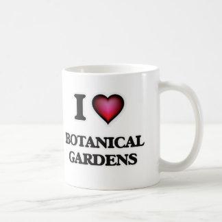 I Love Botanical Gardens Coffee Mug
