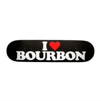 I LOVE BOURBON SKATEBOARDS