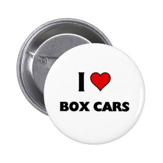 I love box cars pins
