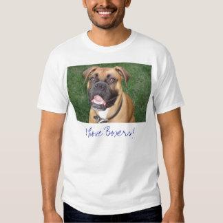 I Love Boxers! Tee Shirts