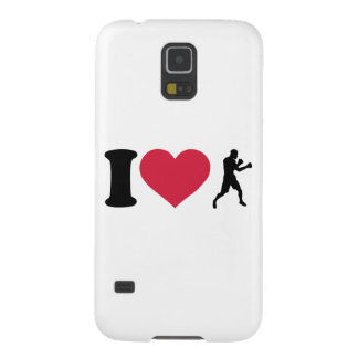 I love boxing boxer case for galaxy s5