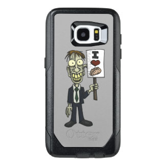 I Love Brains OtterBox Samsung Galaxy S7 Edge Case