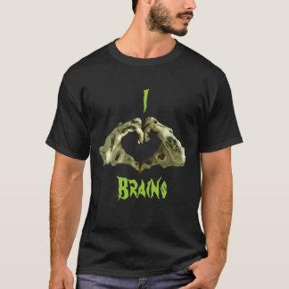 i LOVE brains T-Shirt