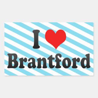 I Love Brantford, Canada