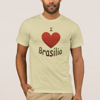 I Love Brasilia T-Shirt