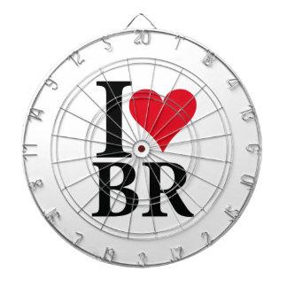 I Love Brazil BR Edition Dartboard