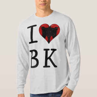 I Love Brooklyn BK NYC Tee