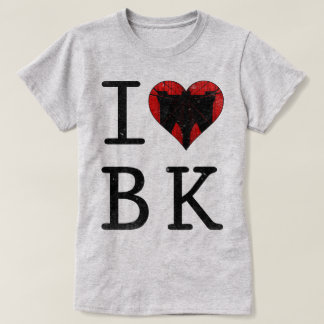 I Love Brooklyn BK NYC Tee