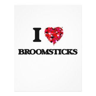 I Love Broomsticks Flyer