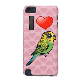 I Love Budgies iPod Touch (5th Generation) Covers
