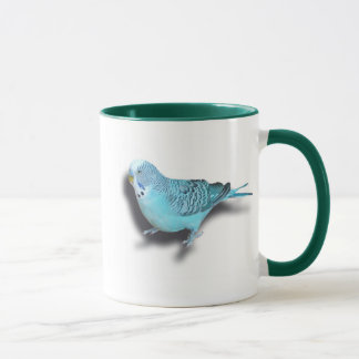 I Love Budgies Mug