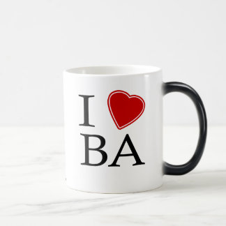 I Love Buenos Aires Magic Mug