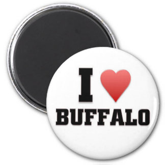 I love Buffalo, New York Magnet
