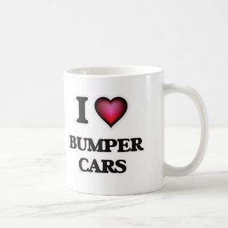 I Love Bumper Cars Coffee Mug
