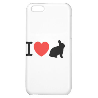 I love bunnies case for iPhone 5C