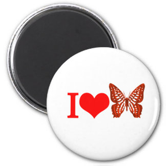 I love butterfly magnet