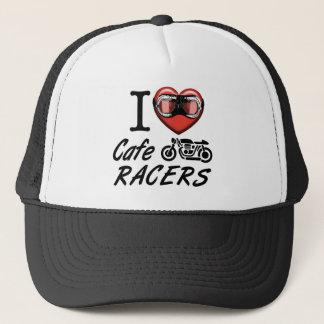 I Love Cafe Racers Trucker Hat