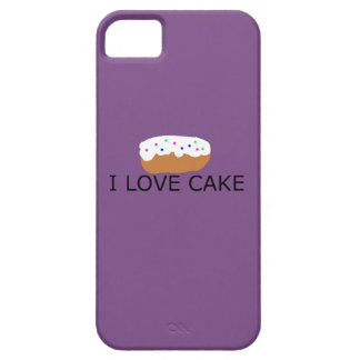 I Love Cake IPhone Case