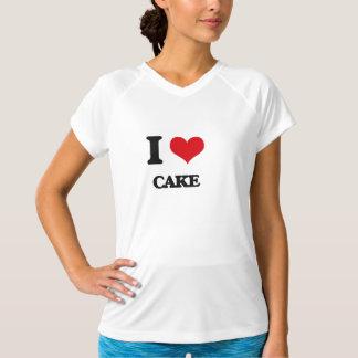 I love Cake Shirts