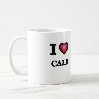 I Love Cali Coffee Mug