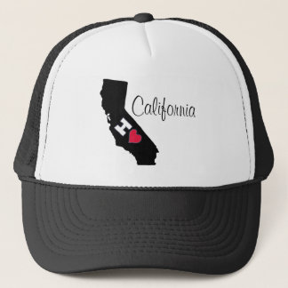 I Love California Hat