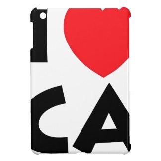 I Love California iPad Mini Cover