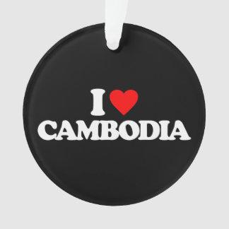 I LOVE CAMBODIA