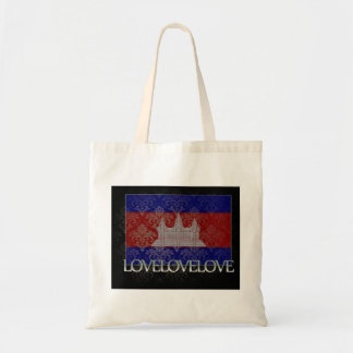 I love Cambodia Cool Tote Bag