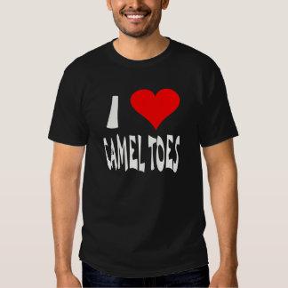 I Love Camel Toes -- T-Shirt
