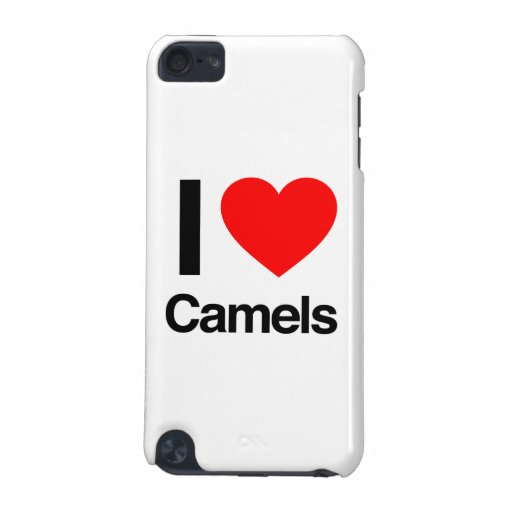 i love camels iPod touch 5G covers
