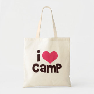 i love camp gift bag