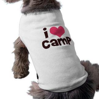 I Love Camp Shirt