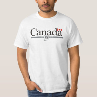 I Love Canada 150th Anniversary T-Shirt