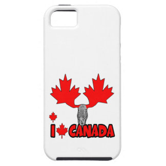 I love Canada iPhone 5 Covers
