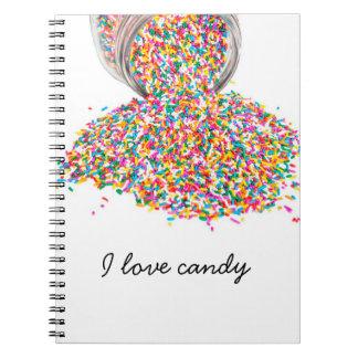 I love candy book
