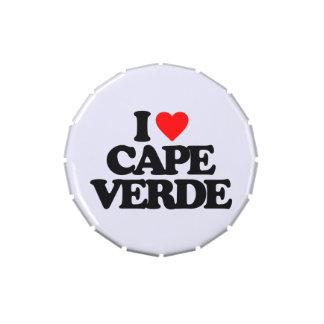 I LOVE CAPE VERDE CANDY TIN