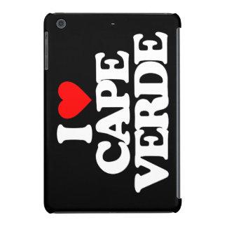 I LOVE CAPE VERDE iPad MINI COVERS
