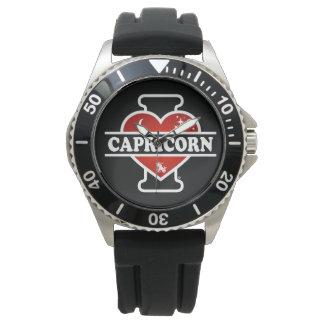 I Love Capricorn Watch
