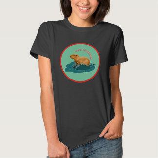 I Love Capybaras Tee Shirts