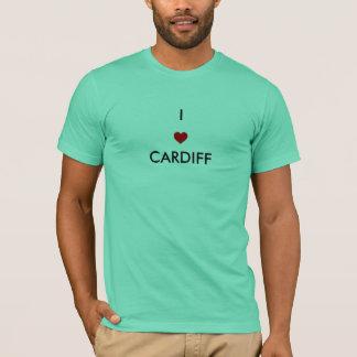 I LOVE CARDIFF T-Shirt